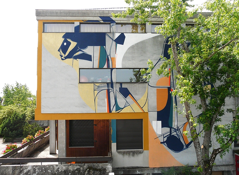 ambilly festival amose mural paint
